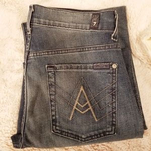 [7 For All Mankind] A pocket | Bootcut | 29